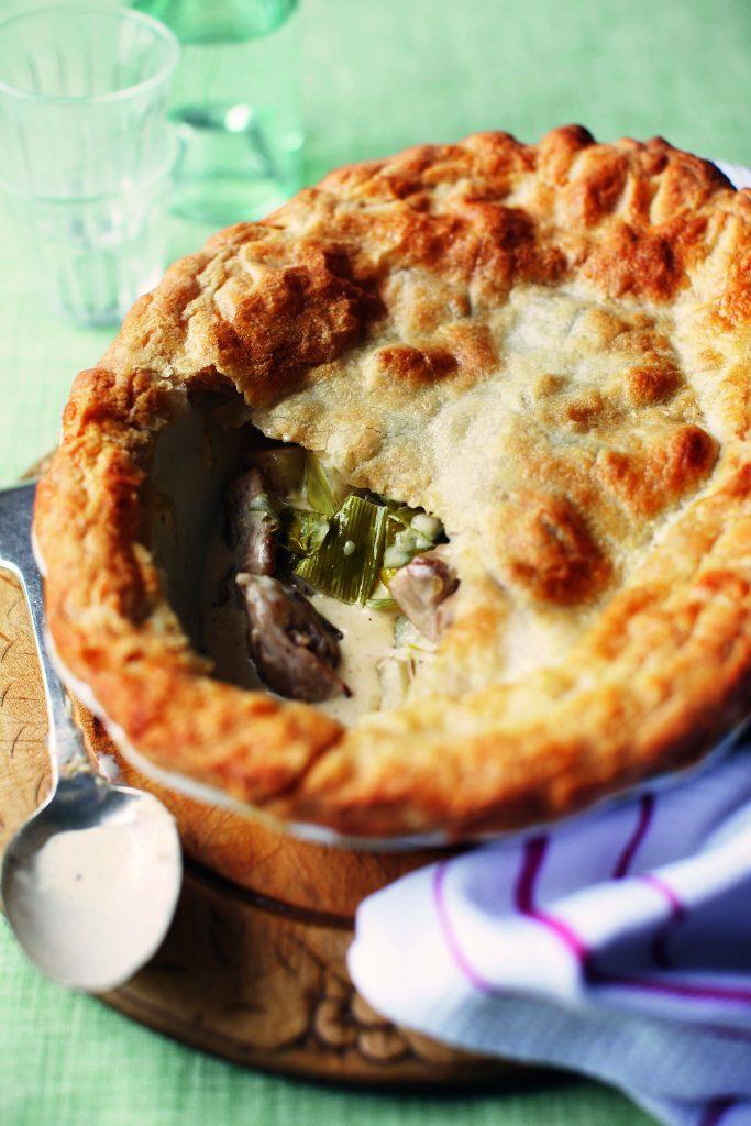 Chicken Leek Amp Potato Pot Pie Ainsley Harriott